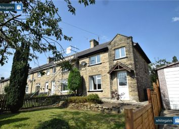 Thumbnail 3 bed end terrace house to rent in Marley View, Crossflatts, Bingley, West Yorkshire