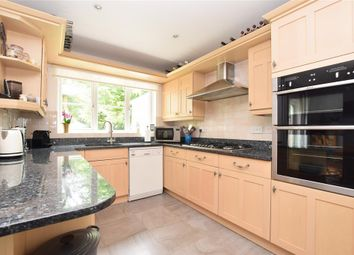 Thumbnail 4 bed detached house for sale in Jennings Way, Horley, Surrey