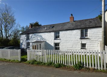 Thumbnail 3 bed detached house for sale in Maxworthy, Launceston, Cornwall