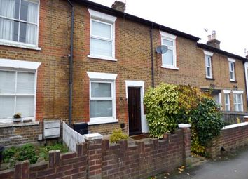 Thumbnail 2 bed terraced house for sale in Villiers Road, Watford, Hertfordshire