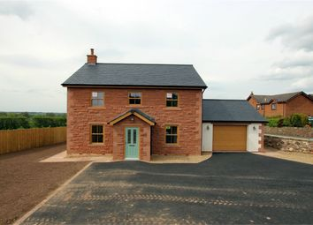 Thumbnail 4 bed detached house for sale in Swaledale House, High Hesket, Carlisle, Cumbria