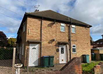 Thumbnail 2 bed maisonette for sale in 132 Sedgemoor Road, Stonehouse Estate, Coventry