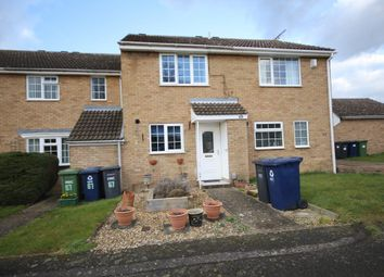 Thumbnail 2 bed terraced house to rent in Erica Road, St. Ives, Huntingdon