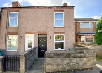 Thumbnail 2 bed end terrace house for sale in Stirland Street, Codnor, Ripley