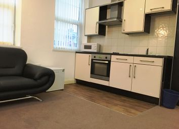 Thumbnail 2 bed flat to rent in Butt Close Lane, Churchgate, Leicester