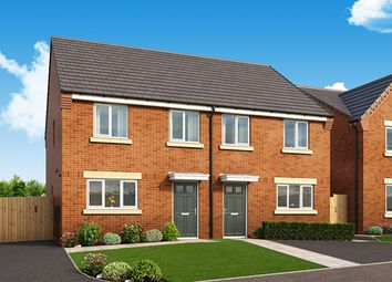 "Thumbnail 3 bed property for sale in ""The Berkley"" at Harwood Lane, Great Harwood, Blackburn"
