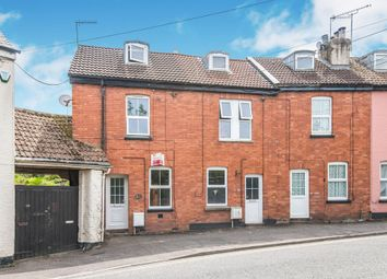 3 bed end terrace house for sale in Belmont Road, Tiverton EX16