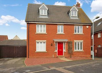 Thumbnail 5 bed detached house for sale in Bull Drive, Grange Farm, Kesgrave, Ipswich