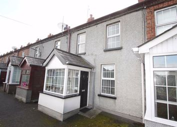 Thumbnail 3 bedroom terraced house for sale in Red Row, Ballynahinch, Down