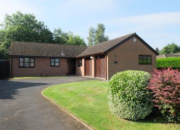 Thumbnail 3 bed bungalow for sale in Brabyns, Monks Meadow, Much Marcle, Ledbury, Herefordshire