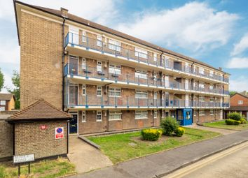 Thumbnail 2 bed flat for sale in Sussex Court, Sussex Road, Mitcham