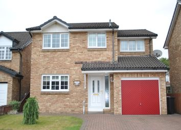 Thumbnail 4 bed detached house for sale in Martin Brae, Livingston