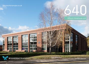 Thumbnail Industrial to let in 640 Eskdale Road, Winnersh Triangle, Wokingham, Wokingham