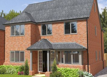 Thumbnail 5 bed detached house for sale in Cook Close, Marston Mortetaine