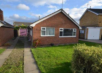 Thumbnail 2 bed detached bungalow for sale in Elmete Avenue, Sherburn In Elmet, Leeds