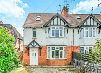 Thumbnail 4 bed semi-detached house for sale in Hathaway Lane, Shottery, Stratford-Upon-Avon