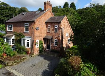 Thumbnail 4 bed semi-detached house for sale in Alvanley Road, Helsby, Frodsham