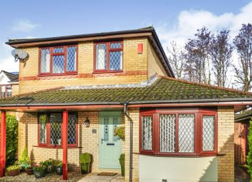 Thumbnail 3 bed detached house for sale in Gifford Close, Cwmbran