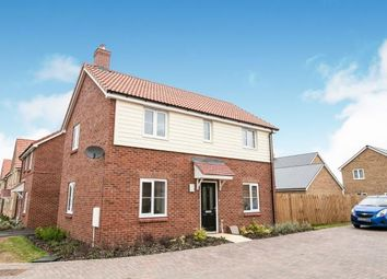 Thumbnail 3 bed detached house for sale in Huckle Close, Houghton Conquest, Beds, Bedfordshire