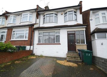 Thumbnail 3 bed end terrace house for sale in Petworth Road, London