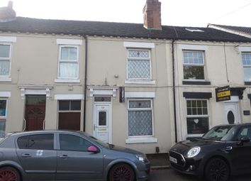 Thumbnail 2 bed terraced house for sale in High Street, Knutton, Newcastle