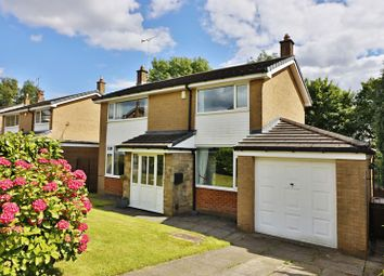 Thumbnail 3 bed detached house for sale in Shawclough Drive, Rochdale