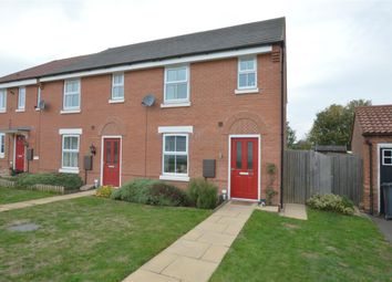 Thumbnail 2 bed semi-detached house for sale in Glengarry Way, Greylees, Sleaford