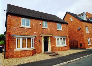 Thumbnail 4 bed detached house for sale in Bolbury Crescent, Swinton, Manchester, Greater Manchester