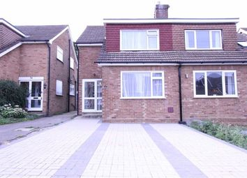 Thumbnail 3 bed semi-detached house to rent in Trinity Road, Billericay, Essex