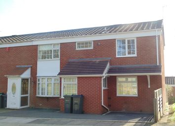 Thumbnail 4 bed town house for sale in Kingsdown Avenue, Great Barr