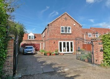 Thumbnail 5 bed detached house to rent in Cross Lane, Newark