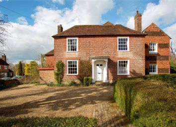 Thumbnail 4 bed detached house for sale in The Street, Slinfold, Horsham, West Sussex