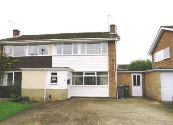 Thumbnail 4 bed semi-detached house for sale in Tedder Road, York
