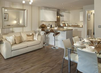 """Thumbnail 4 bed link-detached house for sale in """"Fleetwood"""" at Wedgwood Drive, Barlaston, Stoke-On-Trent"""