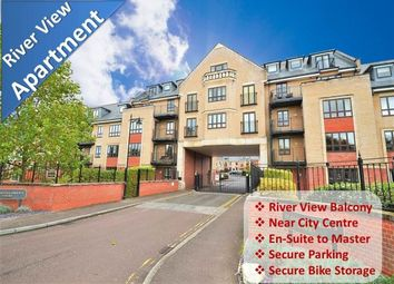 Thumbnail 2 bedroom flat to rent in St Bartholomews Court, Riverside, Cambridge