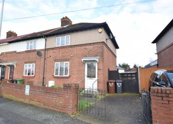 Thumbnail 2 bed end terrace house for sale in Central Park Avenue, Dagenham