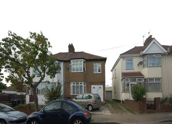 Thumbnail 1 bedroom maisonette for sale in Aldbury Avenue, Wembley