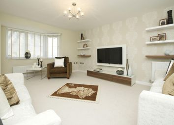 "Thumbnail 4 bed detached house for sale in ""Guisborough I"" at New Quay Road, Lancaster"