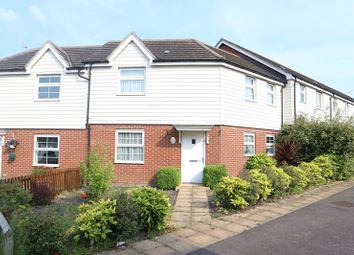 Thumbnail 3 bed terraced house for sale in Heron Way, Dovercourt, Harwich