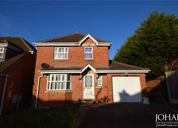 Thumbnail 4 bed detached house to rent in Stonecrop Road, Hamilton, Leicester, Leicestershire