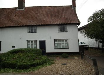 Thumbnail 3 bed end terrace house for sale in Sibford Gower, The Plain, Long Stratton, Norfolk