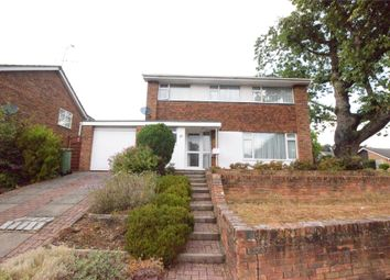 Thumbnail 4 bed detached house to rent in Melville Avenue, Frimley, Camberley, Surrey