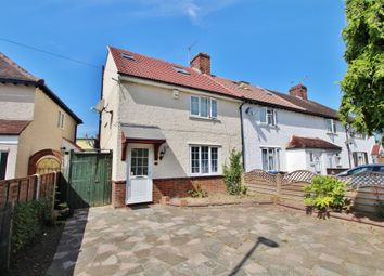 Thumbnail 5 bed semi-detached house for sale in Warwick Road, New Malden