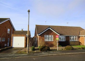 Thumbnail 3 bed semi-detached bungalow for sale in Glevum Road, Swindon, Wiltshire