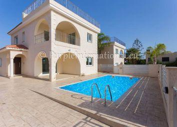 Thumbnail 4 bed villa for sale in Cape Greco, Protaras, Cyprus
