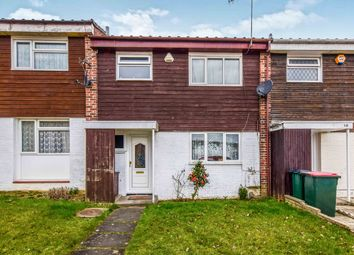 Thumbnail 3 bed terraced house for sale in Colwyn Close, Bewbush, Crawley
