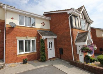 Thumbnail 2 bed terraced house for sale in Holne Moor Close, Paignton