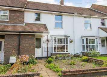 Thumbnail 3 bed terraced house for sale in Poplars End, Park Road, Toddington, Dunstable