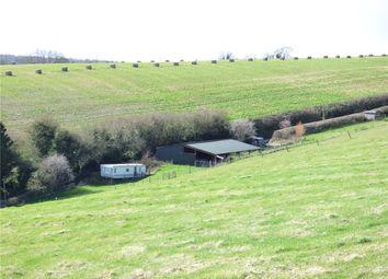 Thumbnail Land for sale in Winterborne Houghton, Blandford Forum, Dorset