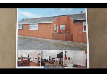 Thumbnail 2 bed bungalow to rent in Weston Court, Runcorn